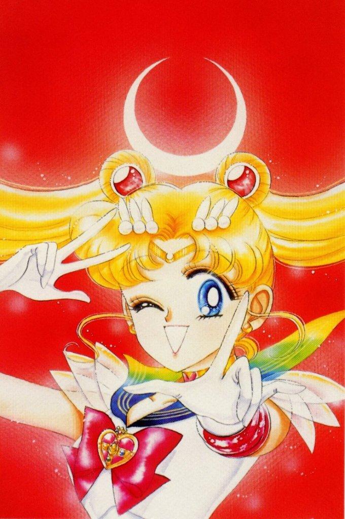 Sailor Moon anderswo :) - Seite 2 Manga10